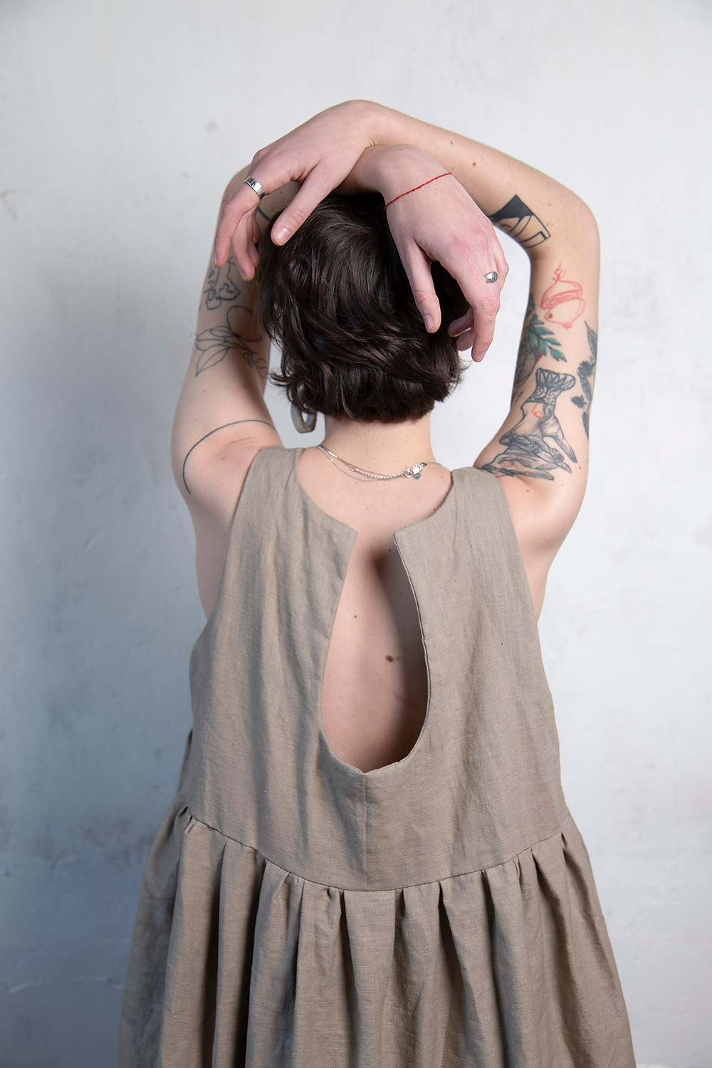 Rosana Expósito is a clothing brand that focuses on handmade t