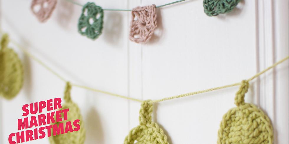 Festive Knitting and Crochet Workshop with Shoretown Yarn Social
