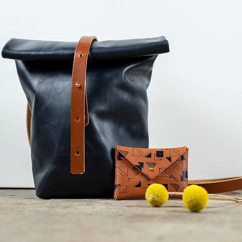Leather Pentland Utility Cross Body Bag