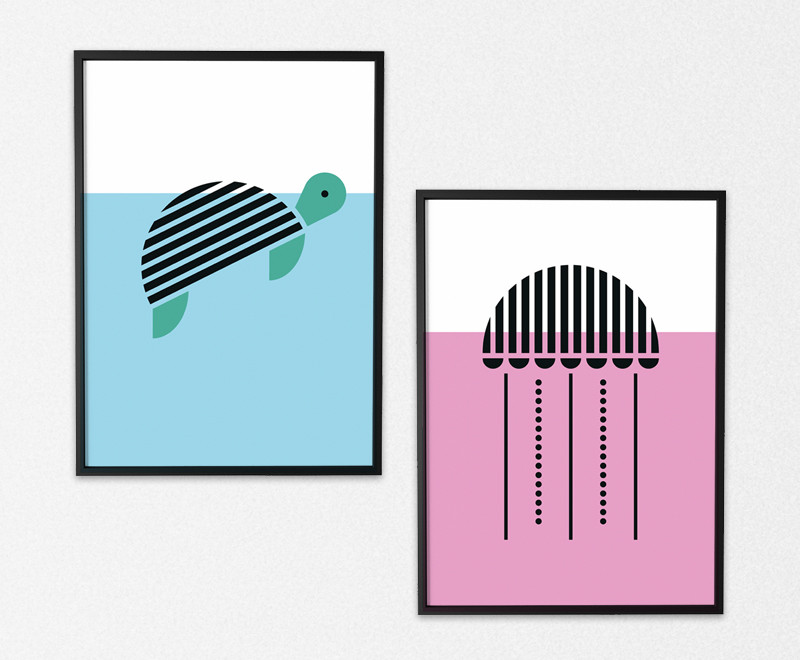 Just Add Lemon Just Add Lemon is the online shop of designer Anna Patience. Bold and simple prints to bring cheer to yourwalls.