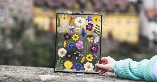 Flowers Afloat