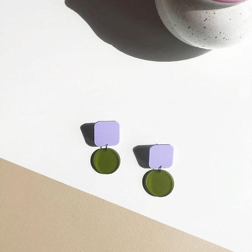 Gigi Geometric Earrings