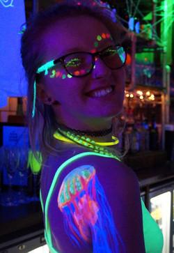 UV Jelly Fish