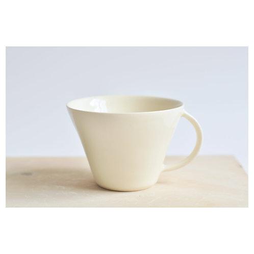White Porcelain Mug 6oz