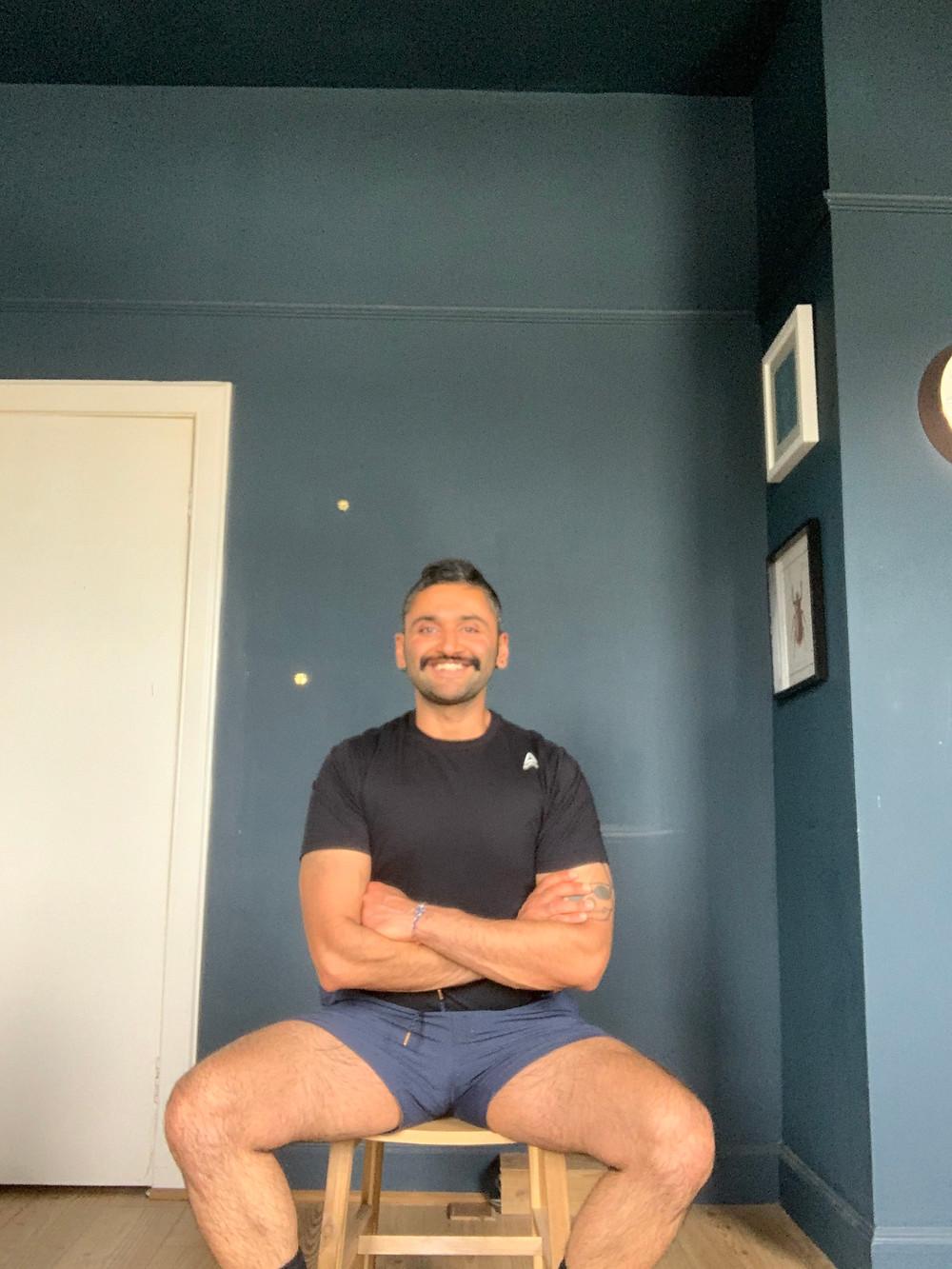 Tony Basra Fitness Kitchen