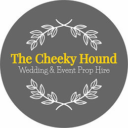 The Cheeky Hound Wedding & Event Prop Hire
