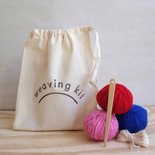 Mini Weaving Kit, Spectrum