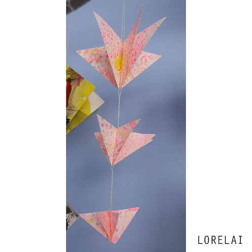 Triangular Geometric Ornament