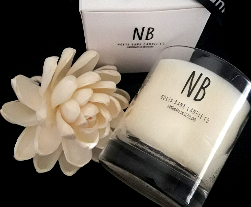 North Bank Candle Co. North Bank candles are created with rapeseed and coconut Wax and an abundance of fragrance and essential oils. They are all paraben free, do not contain animal derived ingredients and are not tested on animals.
