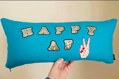 Blue happy Af