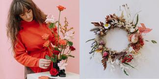 Flowers Vermilion