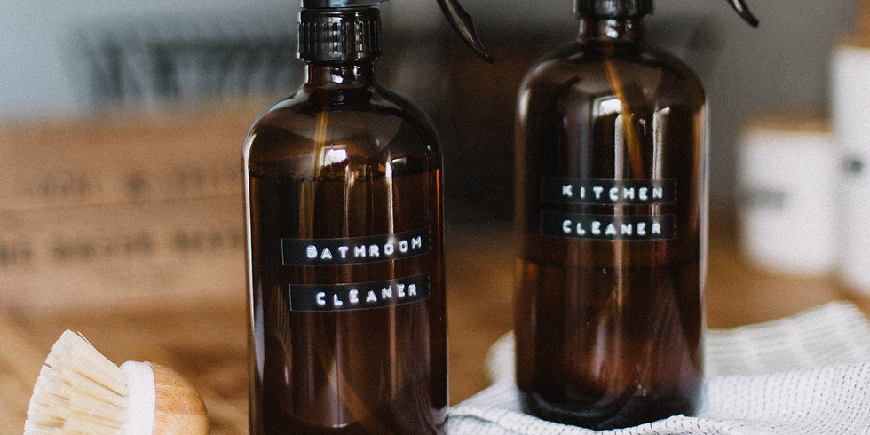 Green Cleaning Workshop with Anderson Aromatics