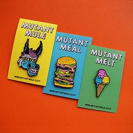 Mutant Mule