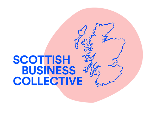 Scottish Business Collective Logo Glasgow, Edinburgh, Scotland, Small Business Support