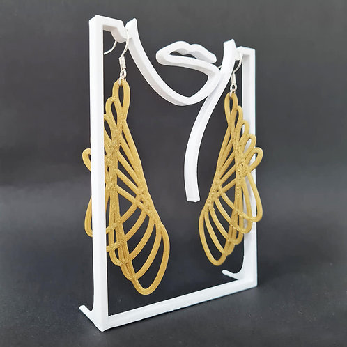 Earrings twist