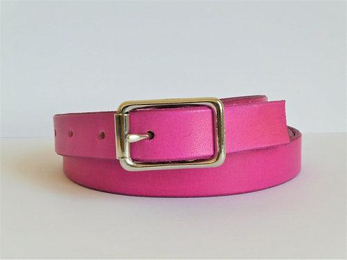 Pink 3/4 Belt