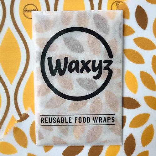 Waxyz Twin Pack x 1 Small + 1 x Medium