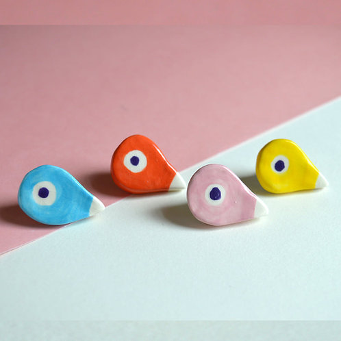 Mole Ceramic Pin