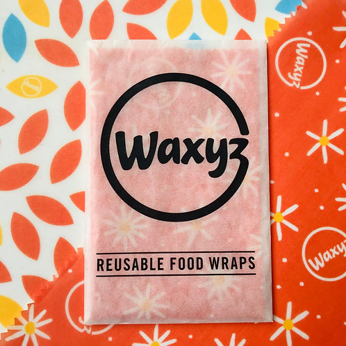 Waxyz Twin Pack x 2 Large