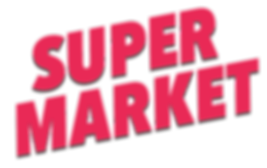 SuperMarket Glasgow Logo, Events markets, shopping