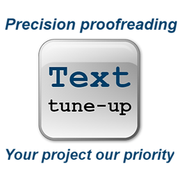 Text Tune-Up