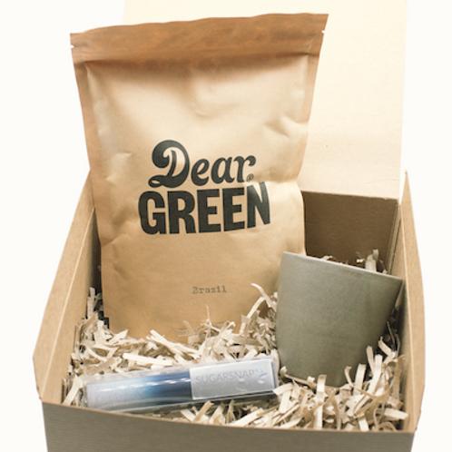 Coffee Lover Gift Set - Dark Mug