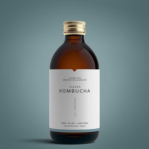Clever Kombucha - Original x 12