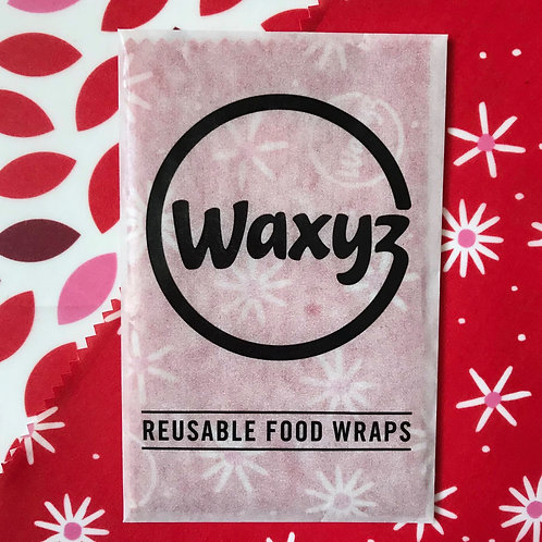 Waxyz Twin Pack x 1 x Medium + 1 x Large