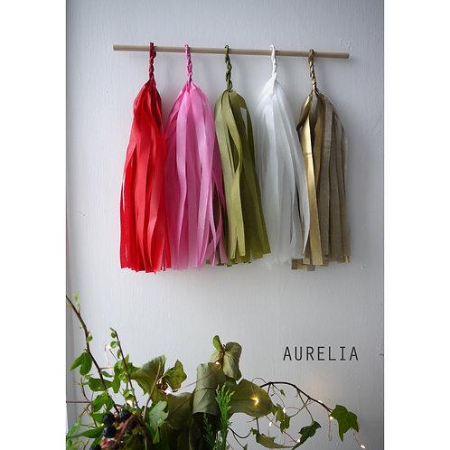 Christmas Tassel Wall hangings