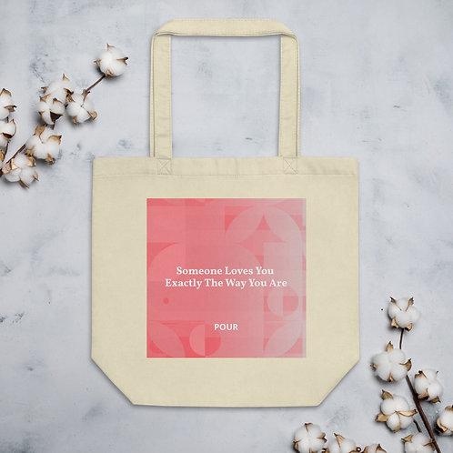 """Someone"" Tote Bag"