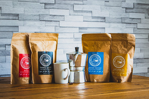 Coffee selection pack