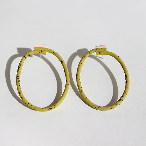 Medium Loop Earrings