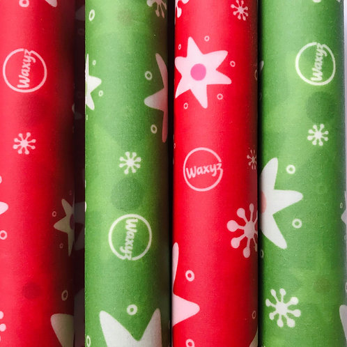 Christmas Waxyz on a Roll
