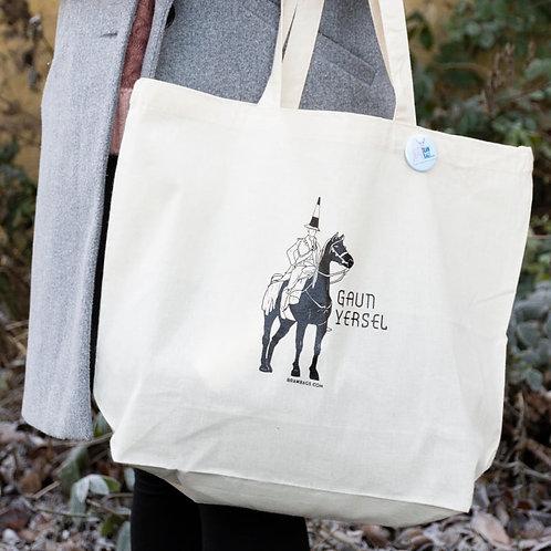 Signature Tote Bag - The Duke design