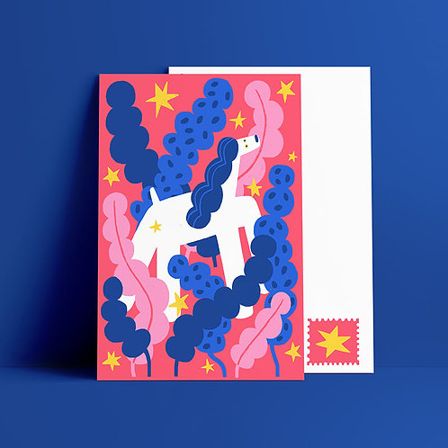 Star Power Postcard