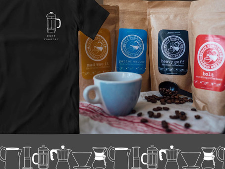 Pure Roasters explore Scottish Coffee Infusions - but they need your help!