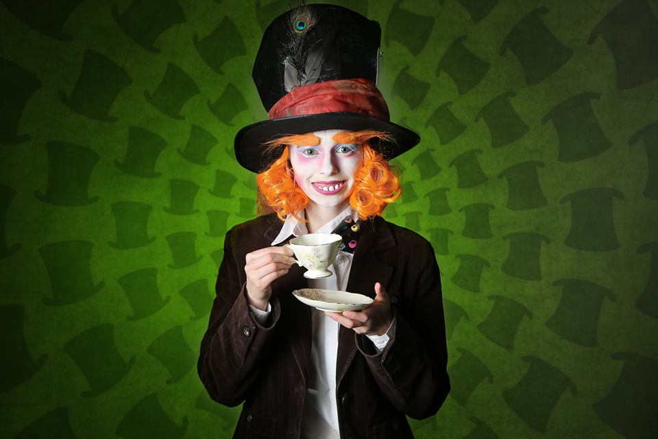 Mad Hatter Makeover