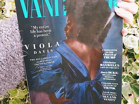 Temple De Luna shares an issue with Viola Davis in Vanity Fair