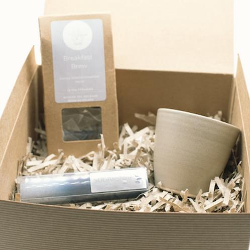 Tea Lover Gift Set - Light Mug