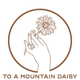 To A Mountain Daisy
