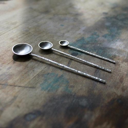 Plain Silver Spoon*