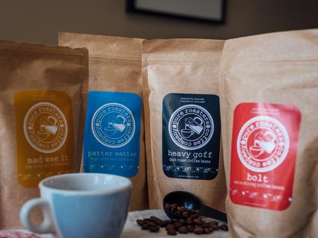 Pure Roasters Coffee Fuels Scotland