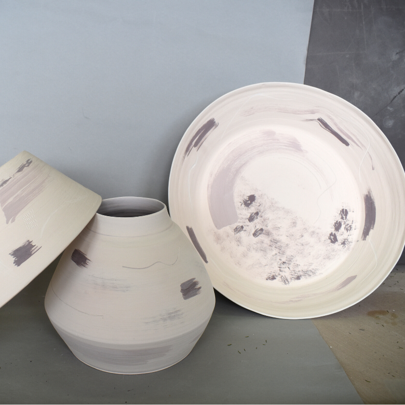 Zoe Slater Ceramics Scotland, Glasgow