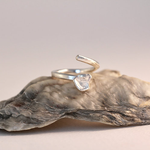 Petal Adjustable Ring