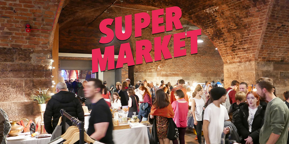 SUPER Market - 30th Sept