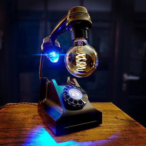 Upcycled Vintage Bakelite Telephone Lamp