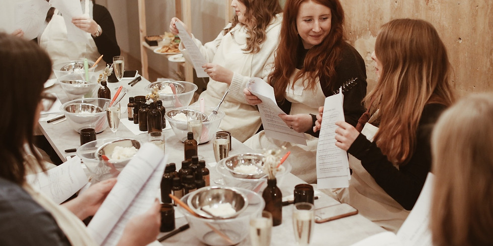 Our Lovely Goods Natural Skincare Workshop: Make your own botanical body butter