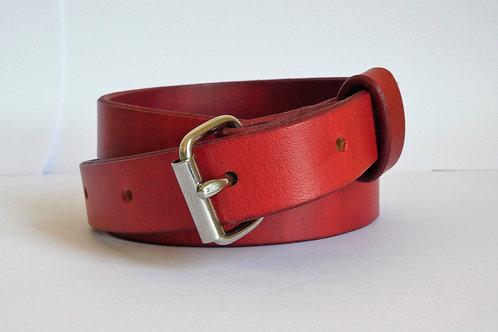 "Red 1"" Belt"