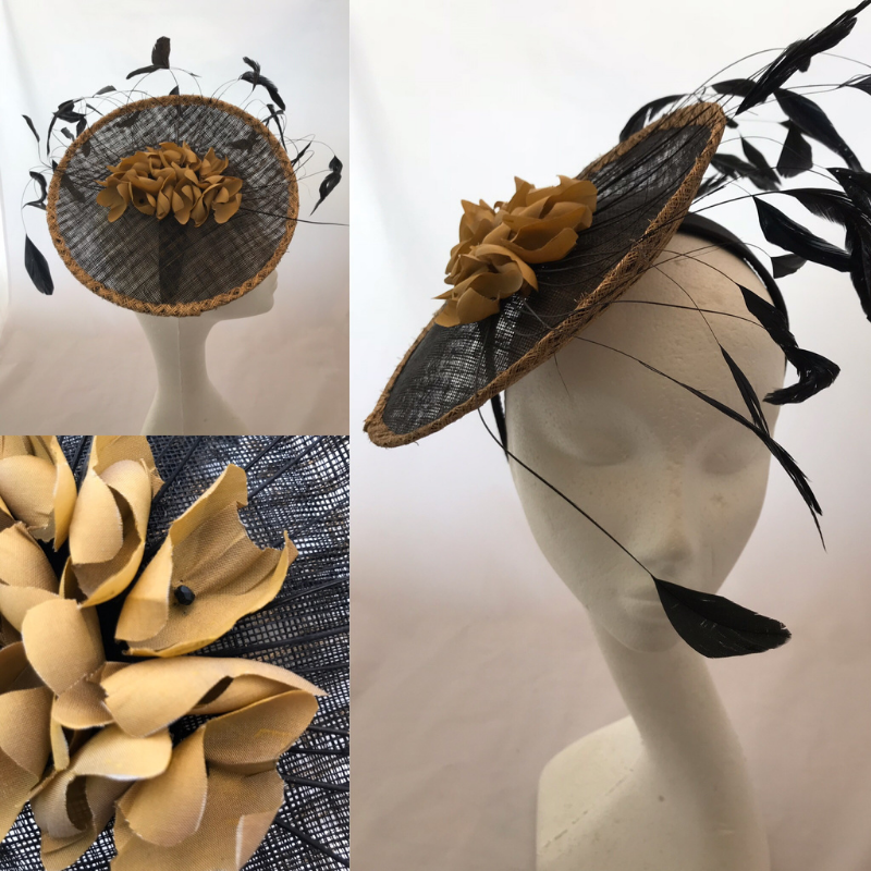 Susie Rodgers Millinery  Susie Rodgers creates magnificent millinery from her home studio on top of a hill on the outskirts of Glasgow.