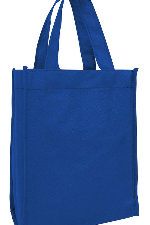 Royal Blue: Small Non-Woven Tote Gift/Book Bag